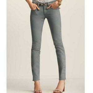 CAbi #326 Bree Skinny Jeans in Graphite Size 8
